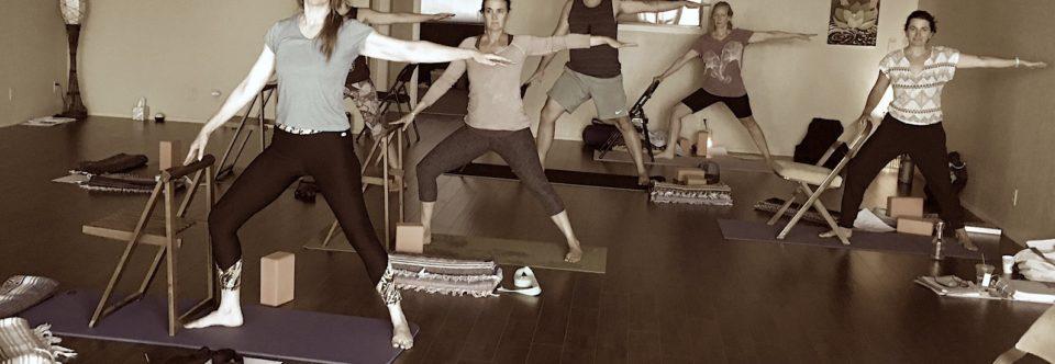 Yoga for Non Yogis: an Intro Series