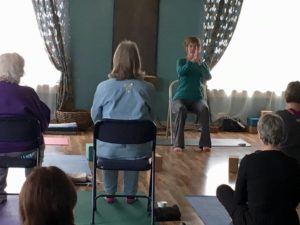 diane - yoga for arthritis