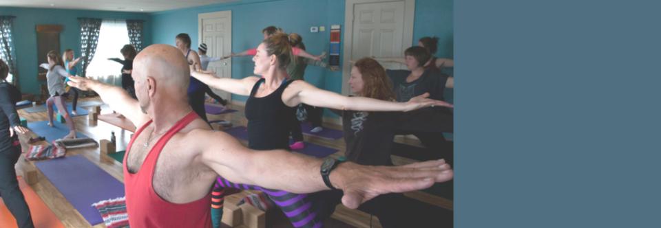 """""""Kick Ass Yoga"""""""