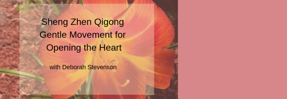 Gentle Movement Qigong