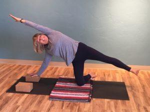 Kneeling Side Angle/Side Plank